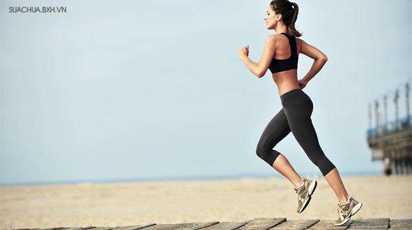 Lựa chọn thời gian thích hợp cho việc chạy bộ