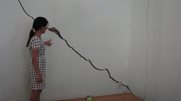 Nguyên nhân gây nên các bức tường bị nứt và các biện pháp xử lý chống nứt
