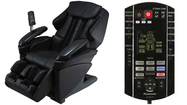 Sửa ghế massage Hãng Panasonic