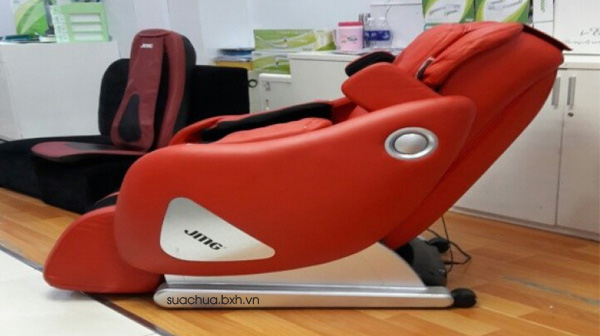 Sửa chữa bảo hành ghế massage JMG