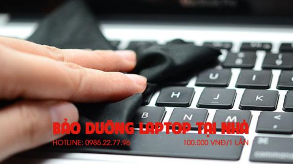 Bảo dưỡng laptop tại nhà