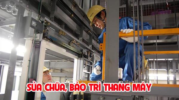 Sửa thang máy giá rẻ