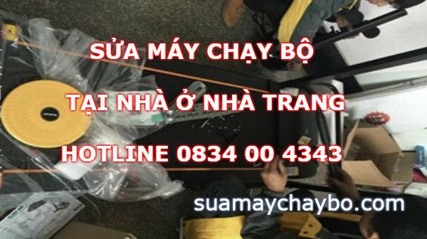 Địa chỉ sửa máy chạy bộ uy tín tại Nha Trang Khánh Hòa