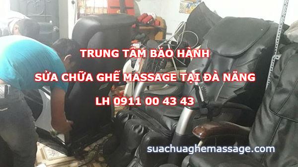 Trung tâm bảo hành sửa chữa ghế massage tại Đà Nẵng
