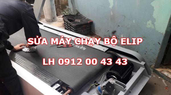 Sửa máy chạy bộ Elip