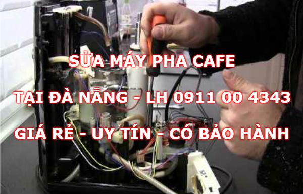 Sửa máy pha cafe tại Đà Nẵng
