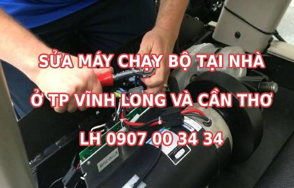 Sửa máy chạy bộ tại Vĩnh Long - Cần Thơ